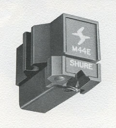 Shure M44E